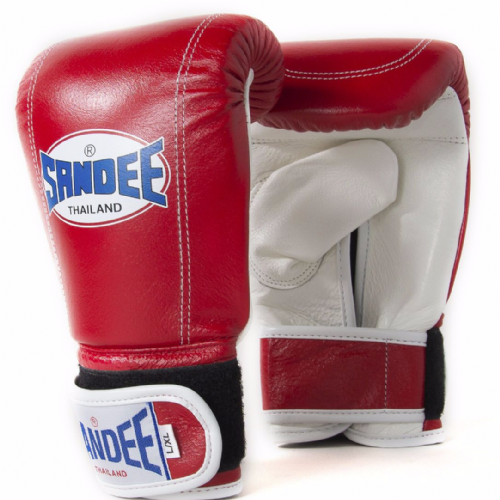 Sandee Bag Gloves - Red